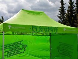 Pop-up teltta 3x4,5m