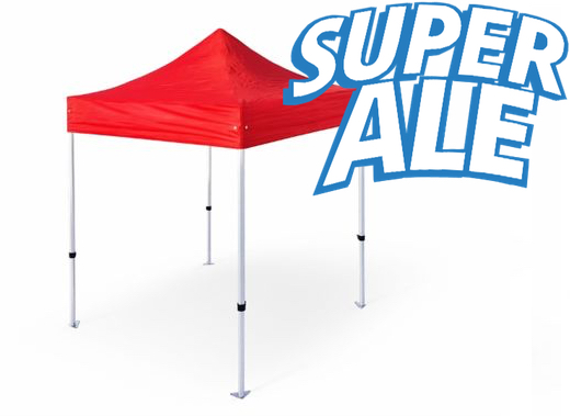 Pop-up teltta 2x2m SUPERIOR™