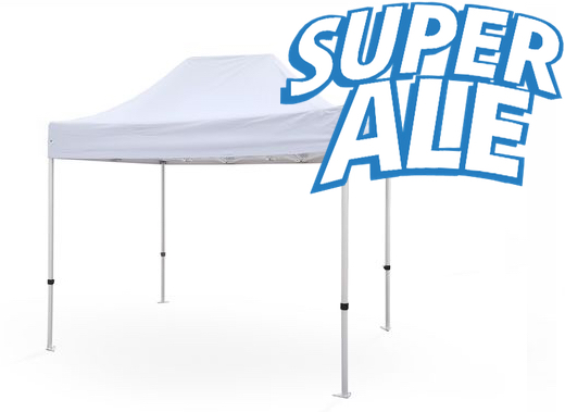 Pop-up teltta 2x3m SUPERIOR™