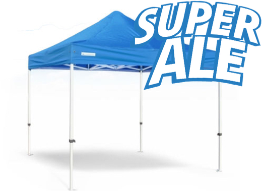 Pop-up teltta 3x3m Pro™