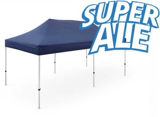 Pop-up teltta 3x6m SUPERIOR™