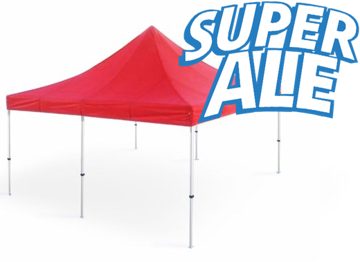 Pop-up teltta 5x5m SUPERIOR™